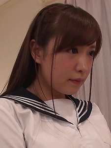 Miyuki Sakura - Young Asian hun rides the cock like a goddess  - Screenshot 1