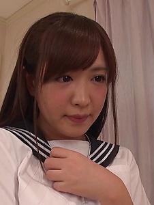 Miyuki Sakura - Young Asian hun rides the cock like a goddess  - Screenshot 3