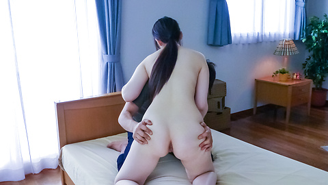 Rie Tachikawa - Stacked Rie Tachikawa takes a hard fucking - Picture 7