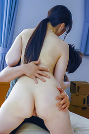 Rie Tachikawa - Stacked Rie Tachikawa takes a hard fucking - Picture 8
