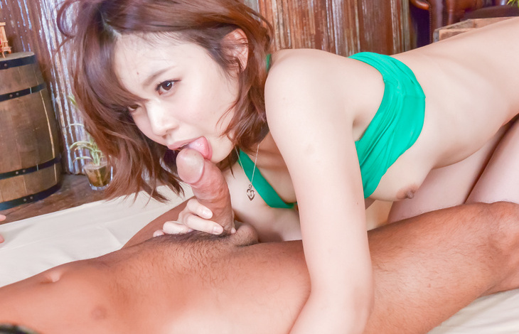 Big cock to demolish her hairy Asian pussy  sexy asian, asian boobs