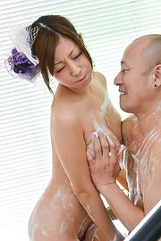 Chihiro Akino - Japanese creampie to end Chihiro Akino's amazing xxx - Picture 4