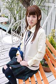 Karin Aizawa - เอเชียสมัครเล่นวิดีโอเซ็กซี่ Karin ไอซาว่า -  1 รูปภาพ