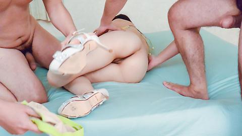 Ami Otowa -  Ami Otowa wants Japan cum on her entire body  - Picture 3