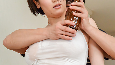 Harua Narimiya - Asian amateur porn with insolent Harua Narimiya - Picture 12