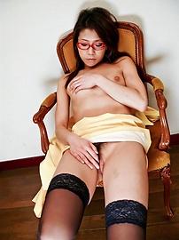 Mizuki Ogawa - Mizuki โอกาว่า ดูแลแฟนของเธอไก่แข็ง -  1 รูปภาพ