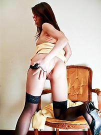 Mizuki Ogawa - Mizuki Ogawa took care of her boyfriends stiff cock - Picture 4