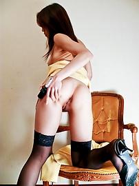 Mizuki Ogawa - Mizuki Ogawa took care of her boyfriends stiff cock - Picture 5