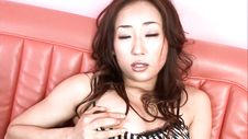 Yuu Uehara-Yuu Uehara finger fucking and toy banging her muffin Picture 7