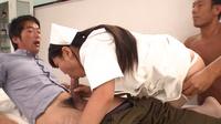 KIRARI 3D2DBD 06 働くパイパン巨乳娘 : 篠原優 - ビデオシーン 1, Picture 42