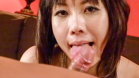 Hina Tokisaka - 大这个回合你赢 Hina Tokisaka 给日本大口交 - 图片 12