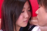 Japanese schoolgirl amazing scenes of porn on cam Photo 10