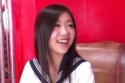 Japanese schoolgirl amazing scenes of porn on cam Photo 1