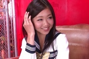 Japanese schoolgirl amazing scenes of porn on cam Photo 2