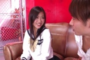 Japanese schoolgirl amazing scenes of porn on cam Photo 5
