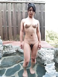Eririka Katagiri - Eririka Katagiri playing naughty in sexy outdoor - Picture 1