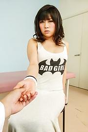 Kyoka Mizusawa - Kyoka Mizusawa provides Japan blow job on cam - Picture 2
