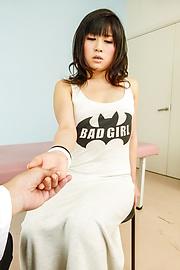 Kyoka Mizusawa - Kyoka Mizusawa provides Japan blow job on cam - Picture 3