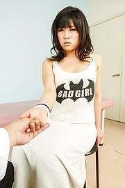 Kyoka Mizusawa - Kyoka Mizusawa provides Japan blow job on cam - Picture 4