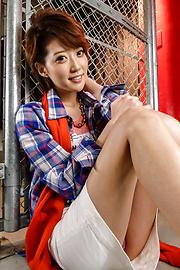 Makoto Yuukia - Asian pussy creampie with sexyMakoto Yuukia - Picture 4