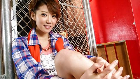 Makoto Yuukia - Asian pussy creampie with sexyMakoto Yuukia - Picture 6