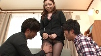 KIRARI 41 ~A Beautiful Lawyer is falling down to the raving nymphomaniac. ~ : Maki Mizusawa (Blu-ray) - Video Scene 4, Picture 23