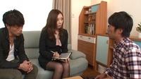 KIRARI 41 ~A Beautiful Lawyer is falling down to the raving nymphomaniac. ~ : Maki Mizusawa (Blu-ray) - Video Scene 4, Picture 3