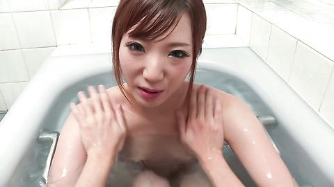 Riko Satsuki - Young Asian sex special with nude Riko Satsuki - Picture 5