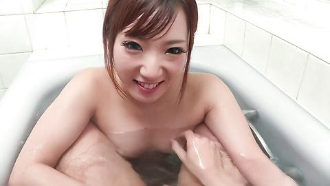 Riko Satsuki - Young Asian sex special with nude Riko Satsuki - Picture 7