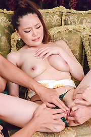 Aya Mikami - Japan blow job to end with facial scenes for Aya Mikami - Picture 10