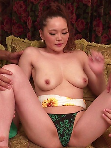 Aya Mikami - Japan blow job to end with facial scenes for Aya Mikami - Screenshot 11