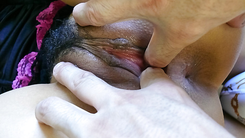 Megu Kamijo - A japanese cum shot after being fucked by two guys - Picture 11