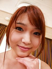 Megumi Shino - Megumi Shino has tools in mouth and cunt - Picture 5