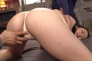 Hot Asian gangbang porn pleasure for Kaede Niiyama Photo 1