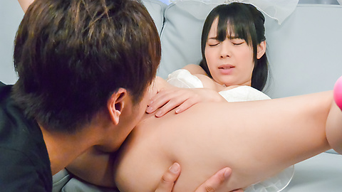 Ruka Kanae - Sexy brunette gets fucked before her wedding  - Picture 11