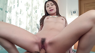 KIRARI 87 Playing with Small Tits : Maya Kato - Video Scene 1