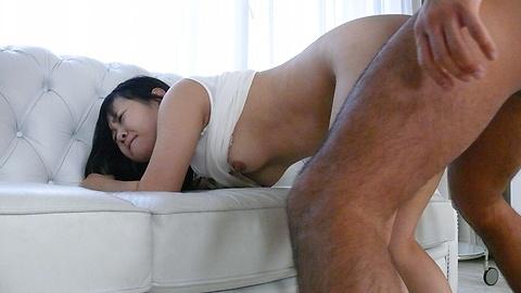 Koyuki Ono - 纯亚洲口交沿 Koyuki Ono 钩住了凸轮 - 图片 12