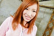 JapanesemilfYuika Akimotoposing and masturbating on cam Photo 1