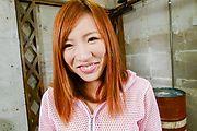 JapanesemilfYuika Akimotoposing and masturbating on cam Photo 2