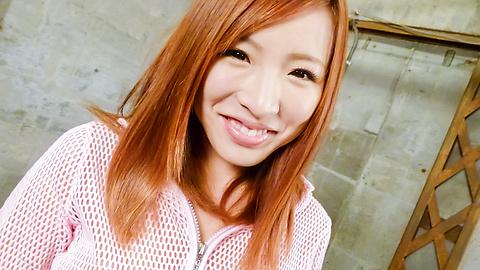 Yuika Akimoto - เอเชียร้อนมือสมัครเล่นระยำกับเครื่องสั่น yuika อากิโมโตะ -  1 รูปภาพ