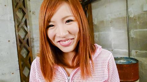 Yuika Akimoto - เอเชียร้อนมือสมัครเล่นระยำกับเครื่องสั่น yuika อากิโมโตะ -  2 รูปภาพ