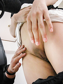 Rika Minamino - Rika Minamino gets trained on asian anal sex - Picture 10
