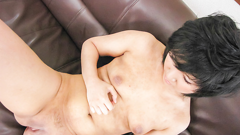Saki Umita - hot milf with amazing ass pumped in serious modes  - Picture 6