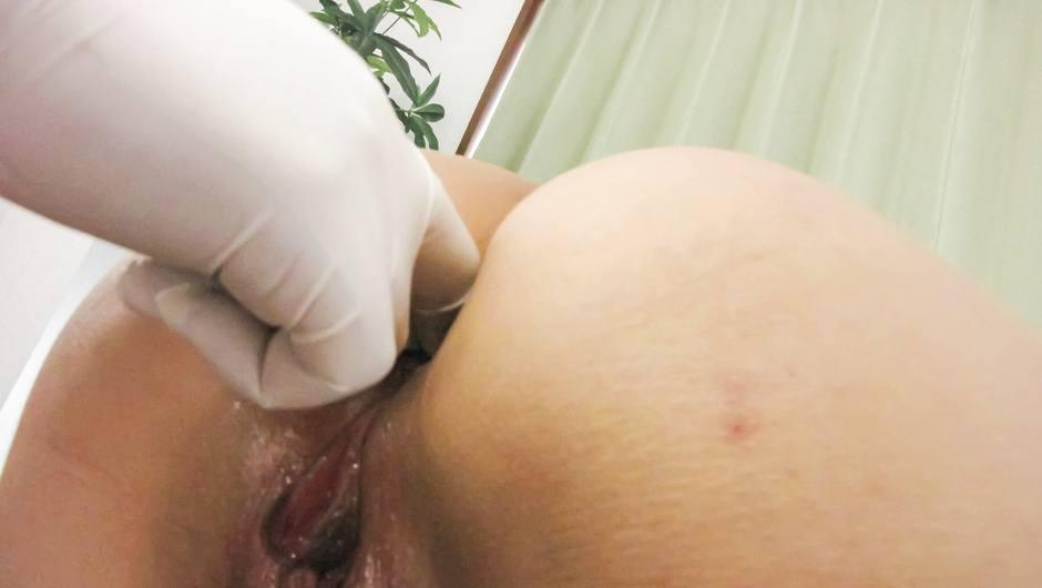 Dazzling Hana Harusaki enjoying full asian anal