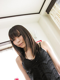 Airi Sasaki - Slim japanese enjoys full hardcore fuck session  - Picture 4
