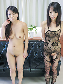 Saya Fujimoto - Japanese milfs enjoying naughty oral pleasures - Picture 6