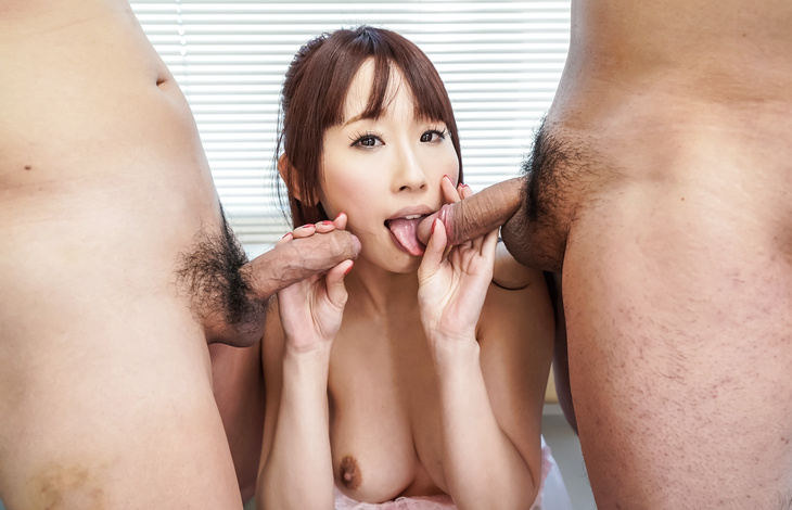 Superb POV blowjob by insolent Yui Misaki hot asian girls, asian girls nude, asian models