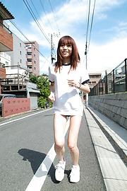 Ibuki - เซ็กซี่ของเธอได้รับระยำ Ibuki สองหลุมเจาะ -  3 รูปภาพ