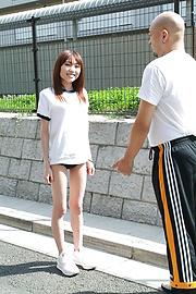 Ibuki - เซ็กซี่ของเธอได้รับระยำ Ibuki สองหลุมเจาะ -  5 รูปภาพ