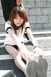 Ibuki - เซ็กซี่ของเธอได้รับระยำ Ibuki สองหลุมเจาะ -  7 รูปภาพ